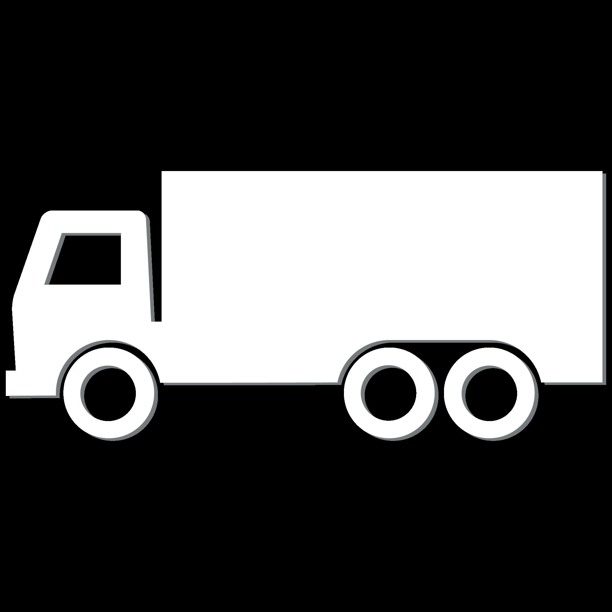 Φορτηγό Άσπρο Σχολή Οδηγών Odigisi